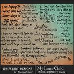 My Inner Child WordArt Pack-$3.99 (Jumpstart Designs)