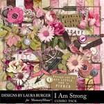 I Am Strong Combo Pack-$8.99 (Laura Burger)