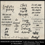 Lifes Journey Your Story WordArt Pack-$4.99 (Laura Burger)