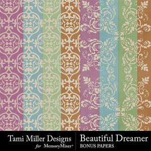 Beautiful dreamer bonus papers medium