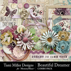 Beautiful dreamer combo medium