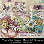 Beautiful Dreamer Combo Pack-$8.99 (Tami Miller)