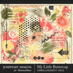 My Little Buttercup Accents Pack-$2.40 (Jumpstart Designs)
