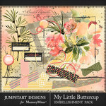 My Little Buttercup Add On Pack-$2.40 (Jumpstart Designs)
