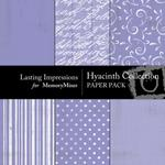 Hyacinth Paper Pack-$3.00 (Lasting Impressions)