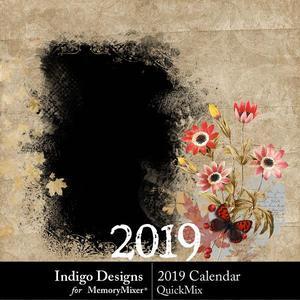2019 calendar id p001 medium