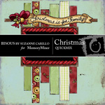 Christmas QuickMix-$4.00 (Bisous By Suzanne Carillo)