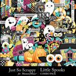 Little Spooks Combo Pack-$4.99 (Just So Scrappy)
