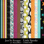 Little spooks kit papers small
