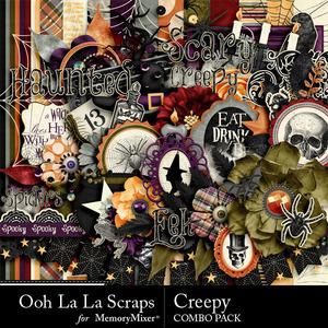 Creepy kit medium