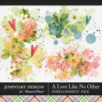 A Love Like No Other Accents Pack-$2.40 (Jumpstart Designs)