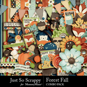 Forest fall kit medium