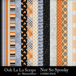 Not so spooky kit papers small