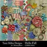 Hello Fall Combo Pack-$4.99 (Tami Miller)