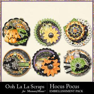 Hocus pocus seals medium