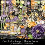 Hocus Pocus OLL Combo Pack-$4.99 (Ooh La La Scraps)
