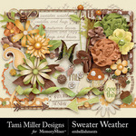 Sweater Weather TM Embellishment Pack-$4.99 (Tami Miller)