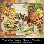 Sweater Weather TM Combo Pack-$7.99 (Tami Miller)