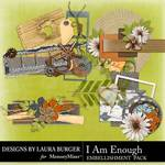 I Am Enough Clusters Pack-$4.99 (Laura Burger)