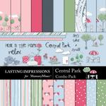 Central Park Combo Pack-$3.99 (Lasting Impressions)