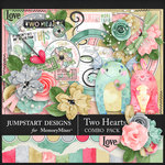 Two Hearts Combo Pack-$8.99 (Jumpstart Designs)
