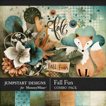 Fall Fun Mini Kit-$4.99 (Jumpstart Designs)