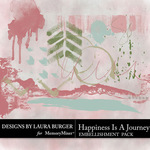Happiness is a Journey Brushes Pack-$3.99 (Laura Burger)