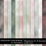 Happiness is a Journey Blended Papers-$3.99 (Laura Burger)