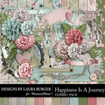 Happiness is a Journey Combo Pack-$8.99 (Laura Burger)