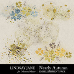 Nearly Autumn Scatterz Pack-$2.49 (Lindsay Jane)