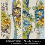 Nearly Autumn Border Pack-$2.49 (Lindsay Jane)