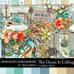The Ocean is Calling Combo Pack 1-$7.99 (Laura Burger)