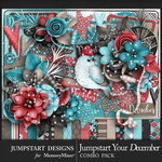 Jumpstart Your December 2017 Combo Pack-$7.99 (Jumpstart Designs)