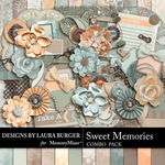 Sweet Memories LB Combo Pack-$8.99 (Laura Burger)
