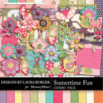 Summer Fun LB Combo Pack-$7.99 (Laura Burger)