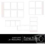 Postage Frame Embellishment Pack-$1.50 (Karen Lewis)