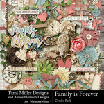 Family is Forever Combo Pack-$8.99 (Tami Miller)