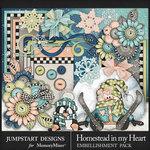 Homestead in My Heart Add On Pack-$4.99 (Jumpstart Designs)