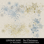 Its Christmas Scatterz Pack-$2.49 (Lindsay Jane)