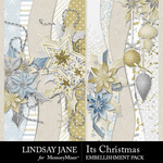 Its Christmas Borders Pack-$2.49 (Lindsay Jane)