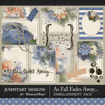 As Fall Fades Away Senti Bits Pack-$2.10 (Jumpstart Designs)
