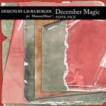 December Magic Torn and Curled Pack-$5.99 (Laura Burger)