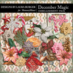 December Magic Add On Pack-$4.99 (Laura Burger)
