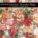 December Magic Combo Pack-$8.99 (Laura Burger)