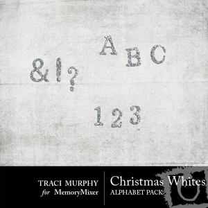 Tracimurphy christmaswhites alphas medium