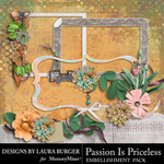 Passion Is Priceless Cluster Pack-$5.99 (Laura Burger)
