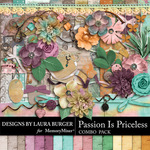 Passion Is Priceless Combo Pack-$8.99 (Laura Burger)