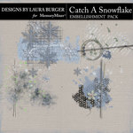 Catch a Snowflake Scatters Pack-$4.99 (Laura Burger)