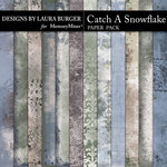 Catch a Snowflake Grunge Pack-$4.99 (Laura Burger)