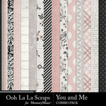 You and me kit papers small